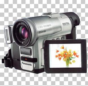 Mirrorless Interchangeable-lens Camera Single-lens Reflex Camera Video Camera PNG