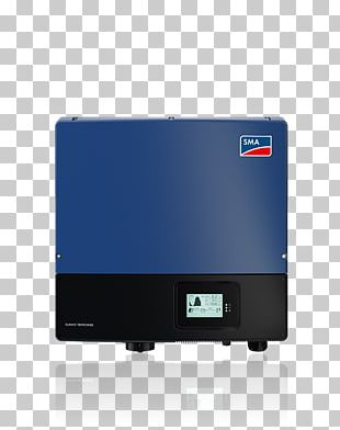 Solar Inverter Power Inverters SMA Solar Technology Electronics Three-phase Electric Power PNG