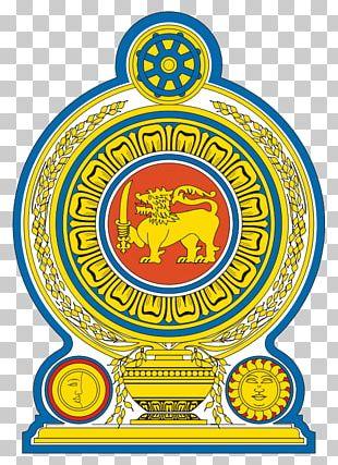 Emblem Of Sri Lanka Government Of Sri Lanka National Emblem Sri Lankan Moors PNG