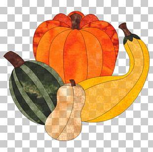 Pumpkin Calabaza Longarm Quilting PNG