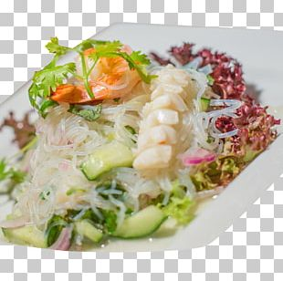 Thai Cuisine Take-out Caesar Salad Vegetarian Cuisine Tuna Salad PNG