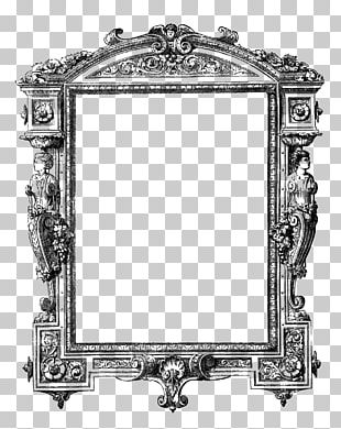 Frames Baroque Decorative Arts Scooter Cycling PNG