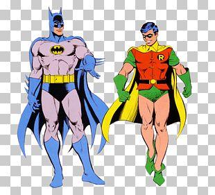 Robin Batman Nightwing Batgirl Joker PNG