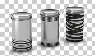 Screw Cap Aluminium Aluminum Can Tin Can Tube PNG