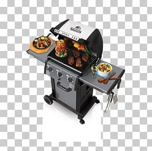 Barbecue Grilling Broil King Baron 340 Monarch Rotisserie PNG
