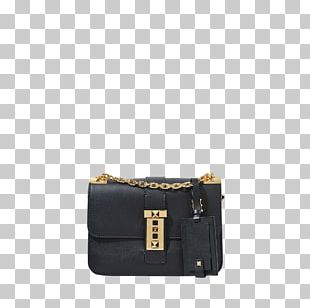 Handbag Leather Valentino SpA Messenger Bags PNG
