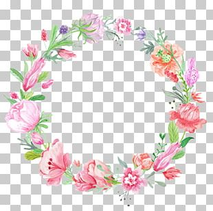 Wreath Flower Wedding Invitation Stock Photography Crown PNG