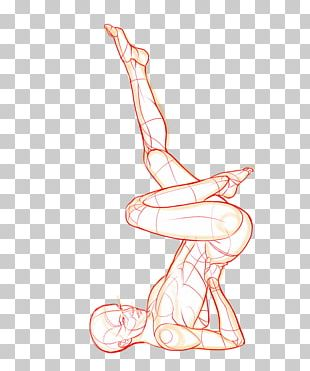 Poses For Artists: Dynamic And Sitting Poses Figure Drawing PNG
