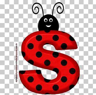 Ladybird Alphabet Beetle Letter PNG