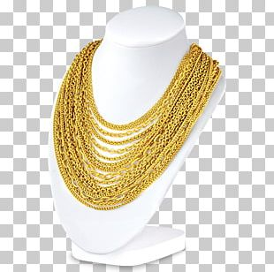 Necklace Gold Money Jewellery PNG