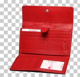 Wallet RED.M PNG
