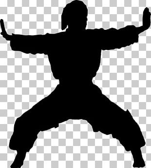 Karate Silhouette Martial Arts PNG