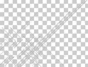 Point Angle Black And White Pattern PNG
