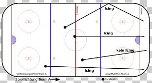 Icing Ice Hockey Official Hockey Field Indoor Field Hockey PNG