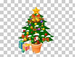 Santa Claus Christmas Tree Computer Icons Christmas Ornament PNG