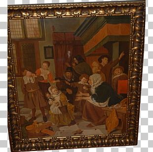 The Feast Of Saint Nicholas Oil Painting Art PNG
