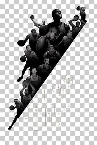Nike Poster Graphic Design Advertising Basketball PNG