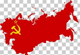 History Of The Soviet Union Gulag Flag Of The Soviet Union Map PNG