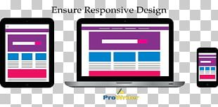 Responsive Web Design Web Development Web Page Search Engine Optimization PNG