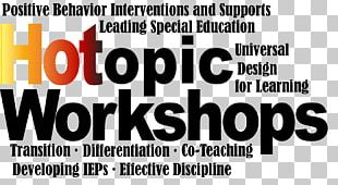 Special Education Teacher Universal Design For Learning Student PNG