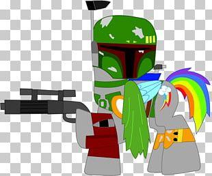 Boba Fett Jango Fett Rainbow Dash Jabba The Hutt PNG