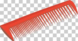 Comb Hairbrush Barber PNG