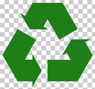 Recycling Symbol Paper PNG