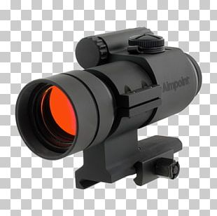 Red Dot Sight Aimpoint AB Reflector Sight Aimpoint CompM4 PNG