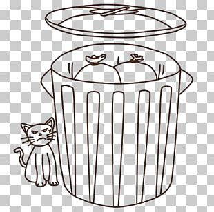 Cat Municipal Solid Waste 野良猫 PNG