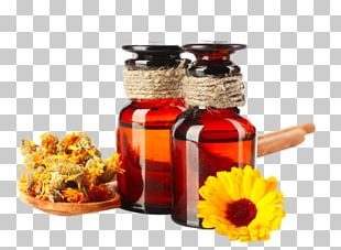 Curry Plant Essential Oil Bottle Therapy PNG