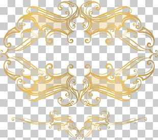 Borders And Frames Gold Frames PNG