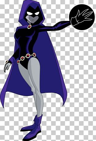 Raven Starfire Robin Beast Boy Nightwing PNG