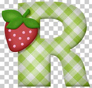 Shortcake Strawberry Pie Tart Letter PNG
