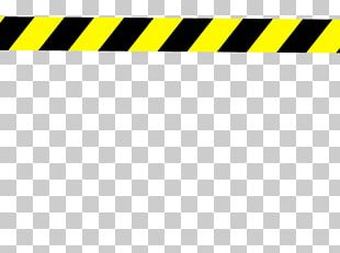 Barricade Tape PNG