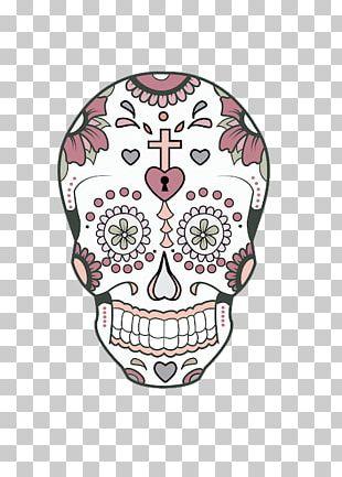 Human Skull Symbolism Drawing Bone Visual Arts PNG
