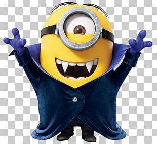 Stuart The Minion Halloween Costume Minions Drawing PNG