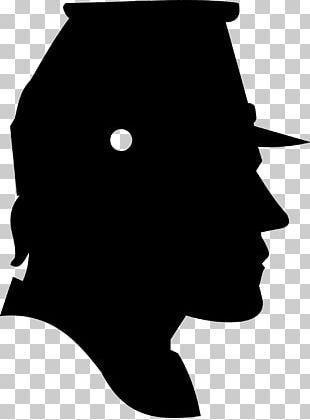 American Civil War United States Soldier Silhouette PNG