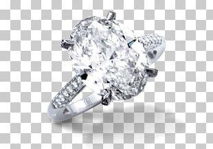 De Boulle Diamond & Jewelry Diamond Cut Jewellery Ring PNG