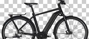 Electric Bicycle Kalkhoff Step-through Frame CUBE Access Hybrid ONE 400 PNG