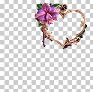 Floral Design Cut Flowers Body Jewellery Petal PNG