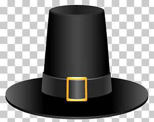Pilgrim's Hat Thanksgiving PNG