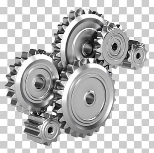 Mechanical Engineering Gear Mechanical System PNG