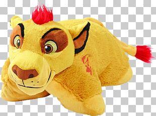 Stuffed Animals & Cuddly Toys Kion Lion Pillow Pets PNG