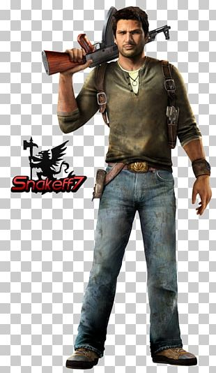 Uncharted: Drake's Fortune Nolan North Uncharted 2: Among Thieves Uncharted 4: A Thief's End Uncharted 3: Drake's Deception PNG