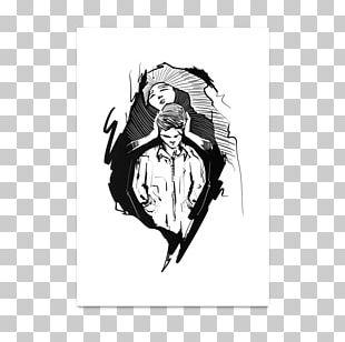 Visual Arts Character Sketch PNG