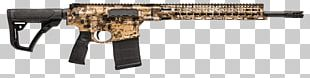 Gun Barrel Daniel Defense Firearm .308 Winchester Arms Industry PNG