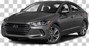 2017 Hyundai Elantra Car 2018 Hyundai Elantra Limited Sedan PNG