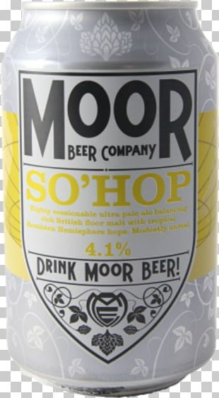 Moor Beer Co Stout India Pale Ale PNG