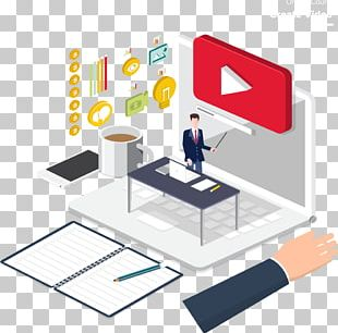 Content Video Illustration PNG