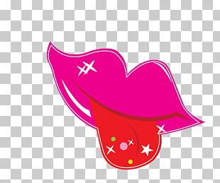 Lip Red PNG